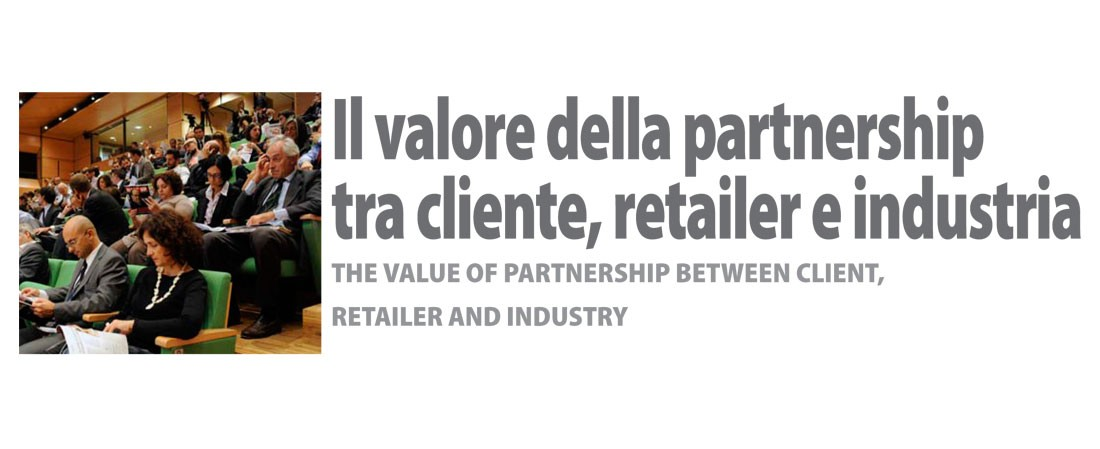 REGNOLI-the taste of sustainability. The value of partnership between customer, retailers and industry